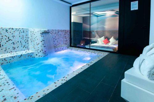 Hoteles con piscina privada en Madrid