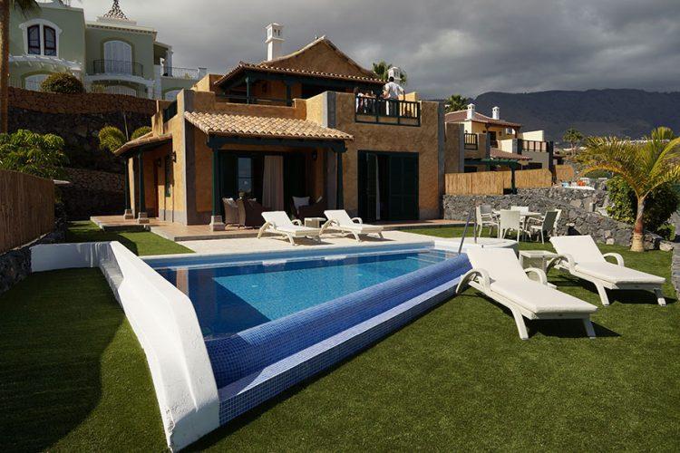 hotel con piscina privada en tenerife