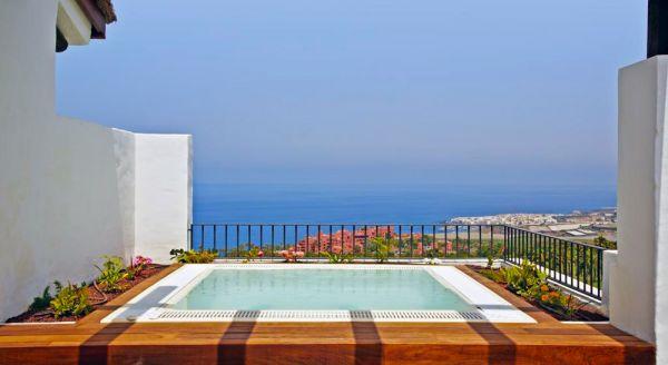 hotel con piscina privada en canarias tenerife