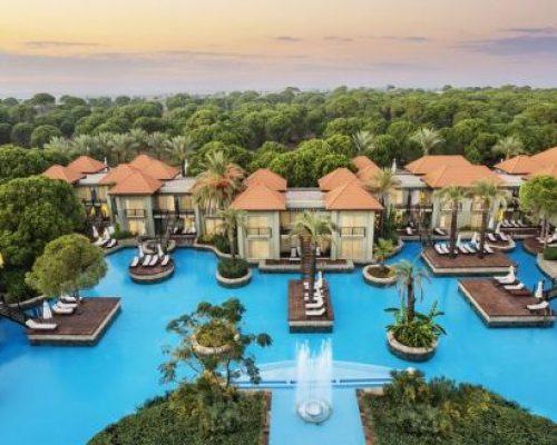 hotel con piscina privada en turquia
